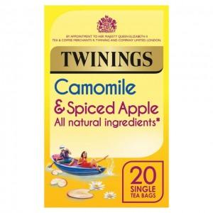 Camomile & Spiced Apple