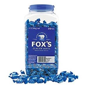 Foxs Glacier MINT jar