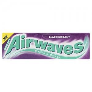 Airwaves Blackcurrant pellets
