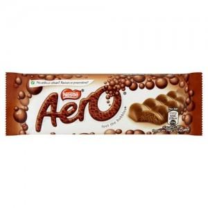 Aero Bubbly milk bar
