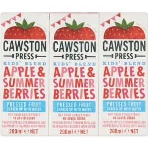 CAWSTON KIDS APPLE & BERRIES