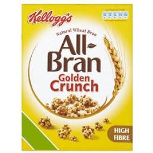 All Bran golden crunch