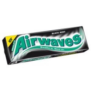 Airwaves Black Mint pellets