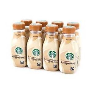 FRAPPUCINO COFFEE DRINK VANILLA